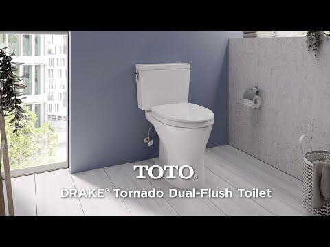 The TOTO Drake Toilet