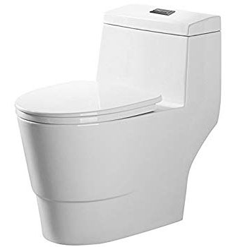 WOODBRIDGE T-0019 – Best Toilet Ease of Assembly
