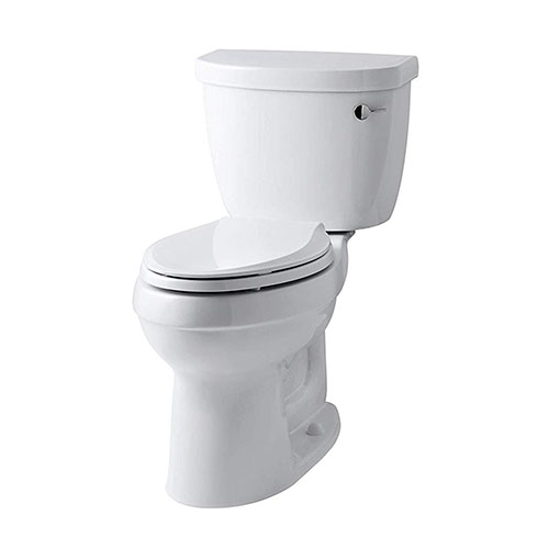 Kohler K-3589-0 Cimarron – Best Toilet for Fast Refilling