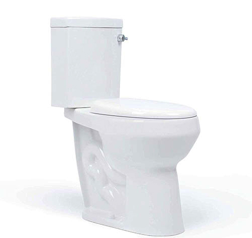 20-Inch Convenient Height - Best Toilet for the Elderly (table)
