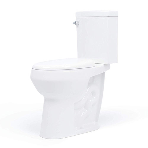 20-Inch Convenient Height – Best Toilet for the Elderly