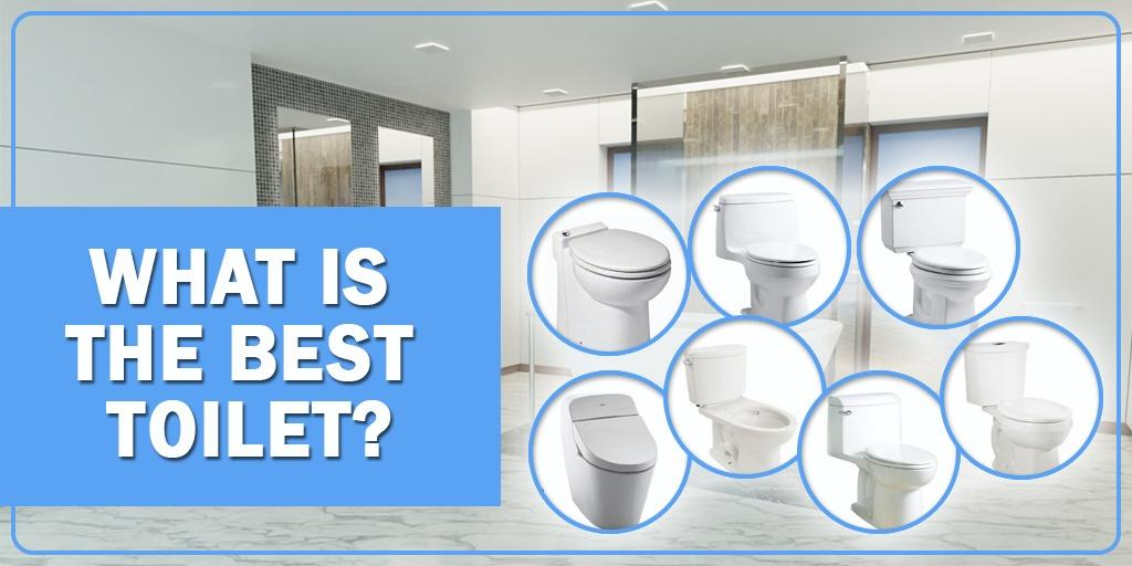 What are the best toilet brands?