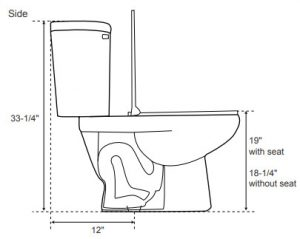 How to Choose the Best Chair-Height Toilet - Why Choose an Extra-Tall Toilet