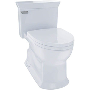 Toto Eco Soiree - Best Upgrade Option Toilet (table)