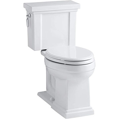Kohler K-3950-0 Tresham - Best Comfort-Height Toilet