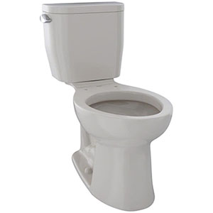 Toto Entrada - Best Beige Option Toilet (table)