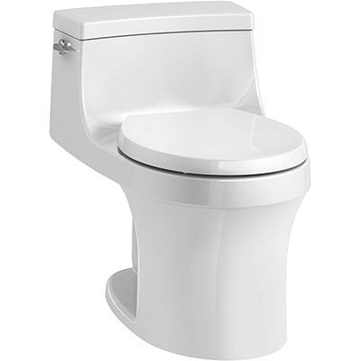 Kohler K-4007-0 San Souci – Coolest One-Piece Design Toilet