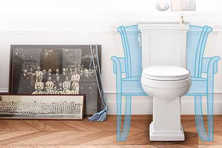 How to Choose the Best Chair-Height Toilet - Do chair-height toilets inhibit your ability to go to the bathroom?