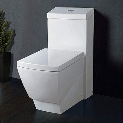 Woodbridge Toilet T-0020– Best Square Lavatory
