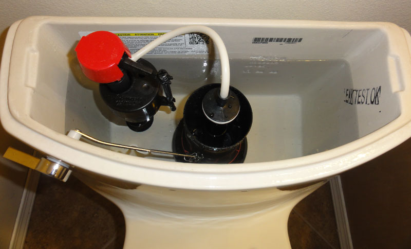How to Fix a Kohler Toilet That Keeps Running - What happened to the water level?
