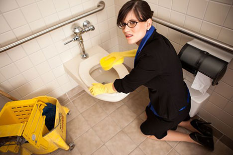 How to Clean TOTO Toilets - Cleaning steps