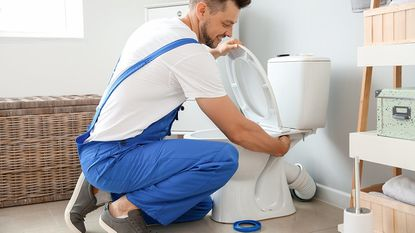 Steps on How to Install a TOTO Toilet