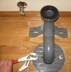 Steps for Installing a TOTO Toilet - First Step
