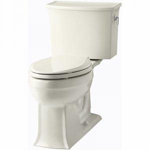 Kohler Archer Toilet - Flushing System