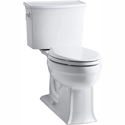 Kohler Archer Toilet - Toilet with AquaPiston Flushing Technology (table)