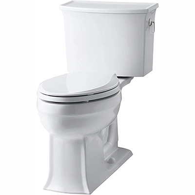 Kohler Archer Toilet - Toilet with AquaPiston Flushing Technology