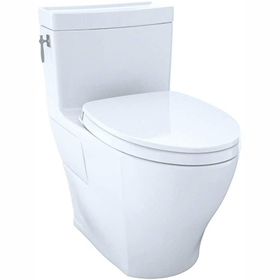 TOTO Aimes Toilet - Best One-Piece Toilet (table)