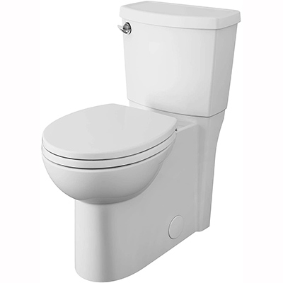 American Standard Cadet 3 – Single Flush Right Height Round Front Toilet
