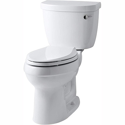 Kohler Cimarron – Best Pick for Flushing Power