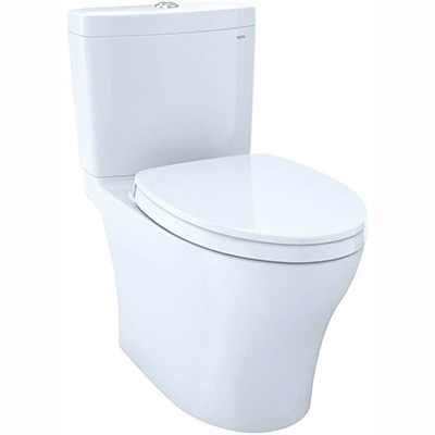 TOTO Aquia IV Toilet – Best Flushing System (table)